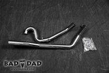 Bad Dad TRUE DUAL HEADERS FOR 1995-2018 TOURING