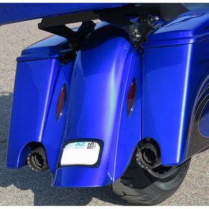 BaggerNation Chupa Rear Fender