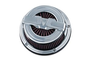 Bahn Air Cleaner in Chrome