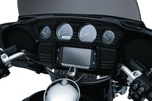Bahn™ Ignition Switch Cover Touring & Trike - Tuxedo