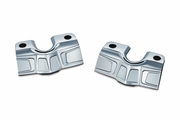 Bahn Spark Plug-Head Bolt Covers for '99-'16 Touring & Trike - Chrome