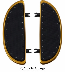 """Banana Boards 14"""" Gold with Rivets"""