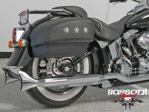 Bassani FISH TAIL SLIP-ON for Softail