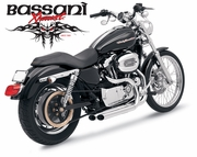 Bassani PRO STREET Forward Controls