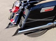 Bassani Reversed Scallop Cut Mufflers