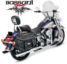 Bassani SLIP-ON for Softail