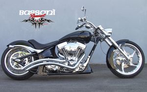 Bassani SWEEPERS for Big Dog Choppers