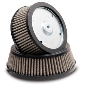 Big Sucker™ Filters For Screaming Eagle® Air Cleaner Kits-Black