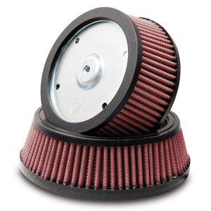Big Sucker™ Filters For Screaming Eagle® Air Cleaner Kits-Red