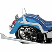 "BLACK 4"" STRETCHED STOCKER REAR FENDER"