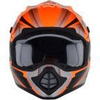 AFX - FX-17 Helmet - Force - Matte Neon Orange/Silver