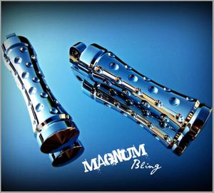 Bling Magnum Foot Pegs