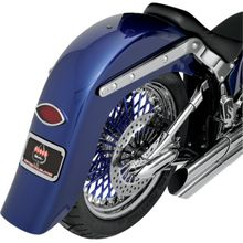 BUILDERS SERIES FRENCHED REAR FENDER