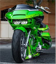 FAT FRONTEND BAGGER KITS