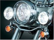 Bullet Light Front Turn Signal Conversion Kit