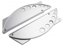 C-Thru Semi-Circular Latch Cover