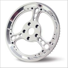 Chrome Battistini Pulley