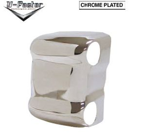 Chrome Coil Cover for Softails 2007 - Up