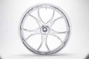 Chrome Lawless Wheels