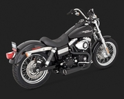 Vance & Hines Competition Series 2:1-BLACK