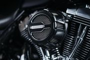 Crusher Maverick Air Cleaner in Black