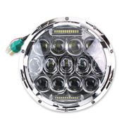 Cryon Beast Headlight- Chrome