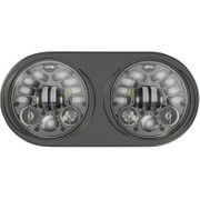 Custom Dynamics ProBeam LED Headlamp- Black