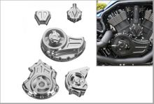 Cut-Out Engine and Transmission Covers - Complete Kit