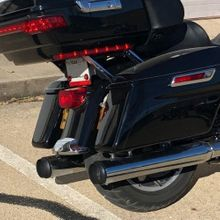 D&D M8 Touring Slip on Mufflers