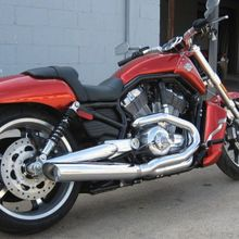 D&D Screaming Eagle Exhaust- 2006 VRod