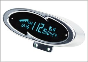 Dakota Digital Bar Mount Oval Speedo / Tachometer