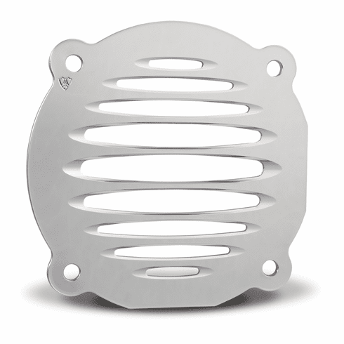 Deep Cut Flat Speaker Grills for FLT - Chrome