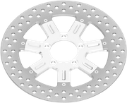 DelMar Chrome Floating Rotors