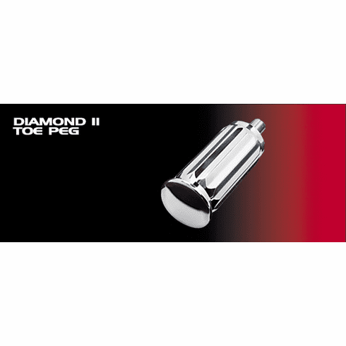 Diamond II Toe peg