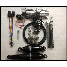Dirty Air Basic Rear & Front Air Suspension System