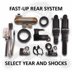 Dirty Air Rear air Suspension System Fast-Up