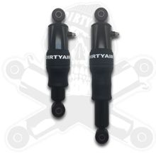 Dirty Air Rear Steel Touring Air Shocks Pair