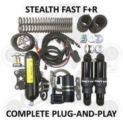 Dirty Air -Stealth Series- Fast Front & Rear Comp Plug and Play