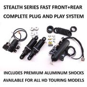 Dirty Air Stealth Series Fast Front & Rear Complete Plug and Play System