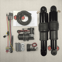 Dirtyworks Night Rod Rear Air Suspension System