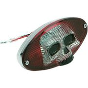 Drag Specialties - Replacement Lens - Skull Face