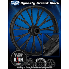 Dynasty Accent Black