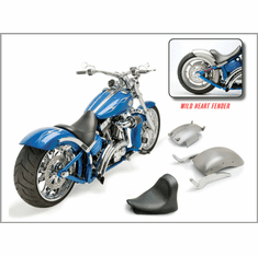 E-Z Rear Fender conversion For Rocker