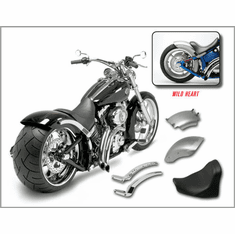 E-Z RR 280 Wide Tire Kit for Rocker Models