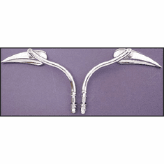 Eclipse Mirror Set with Standard Stems