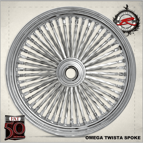 FAT 50 Twista Spoke Wheel