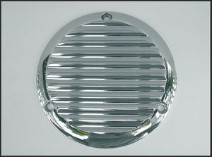 Finned 3 Hole Derby Cover