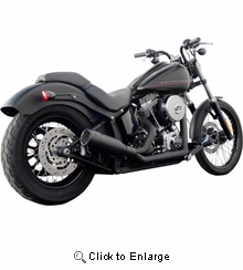 FIREBRAND FIFTYTWO52 2-IN-1 EXHAUST