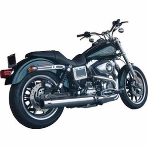 FIREBRAND LOOSE CANNON SLIP-ON Dyna Switch Back and Lowrider