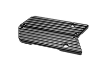 Fluted Latch Cover in Black